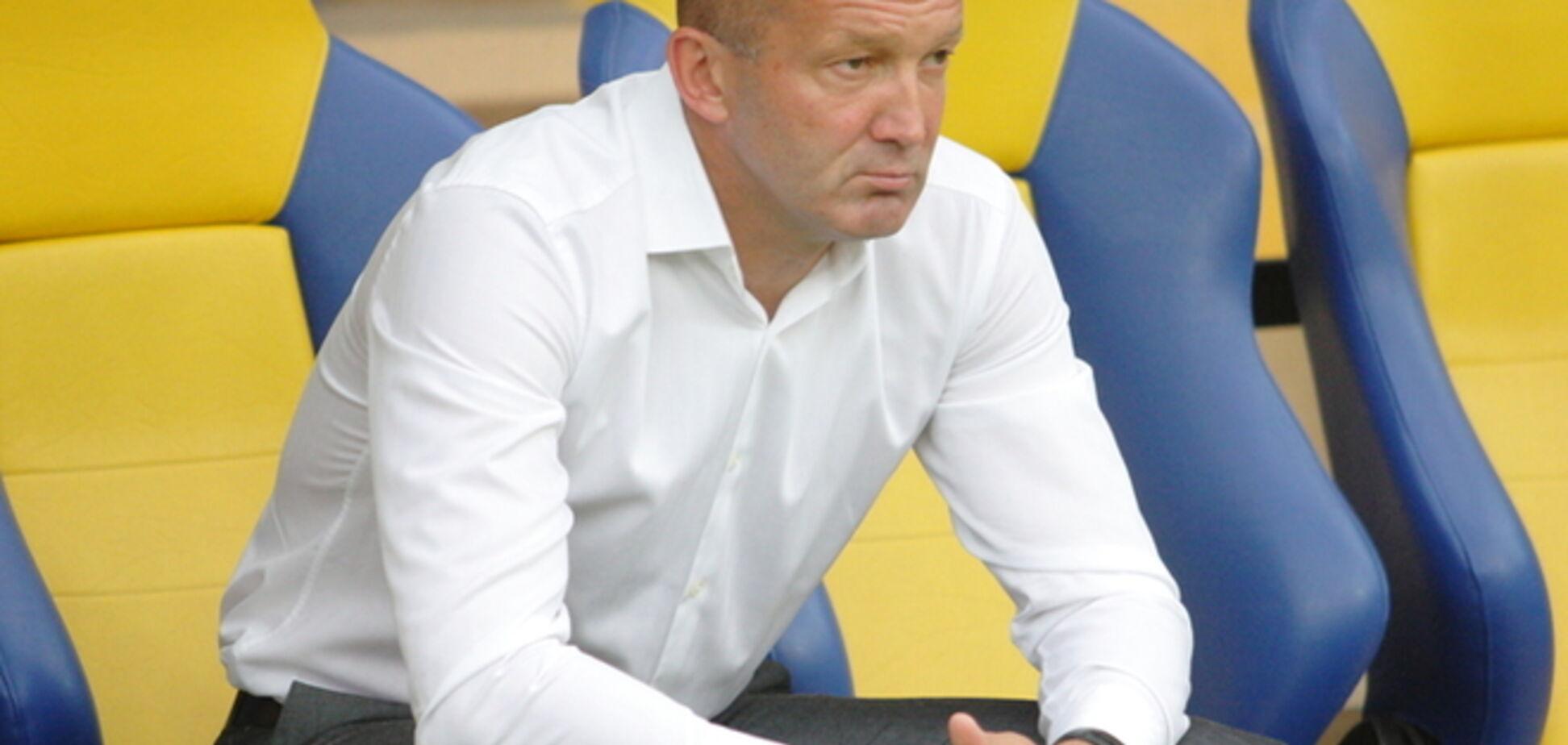 Знаменитого украинского тренера пристыдили в Азербайджане