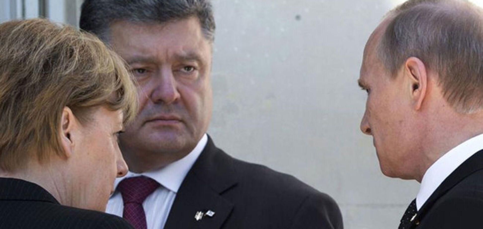 Встреча в Минске может стать последним шансом объявить безусловное прекращение огня – Порошенко