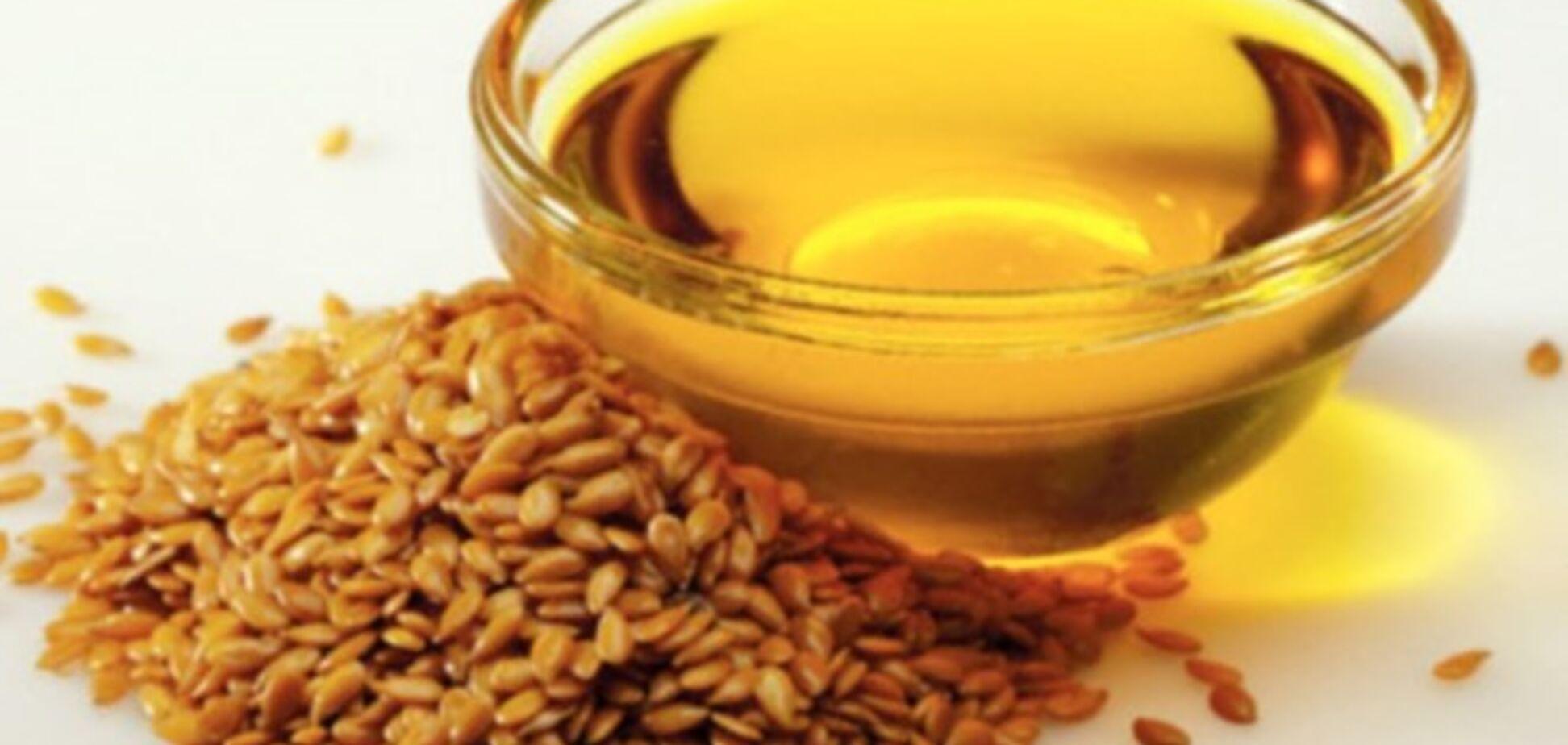 Льняное масло снижает риск инсульта и образования тромбов