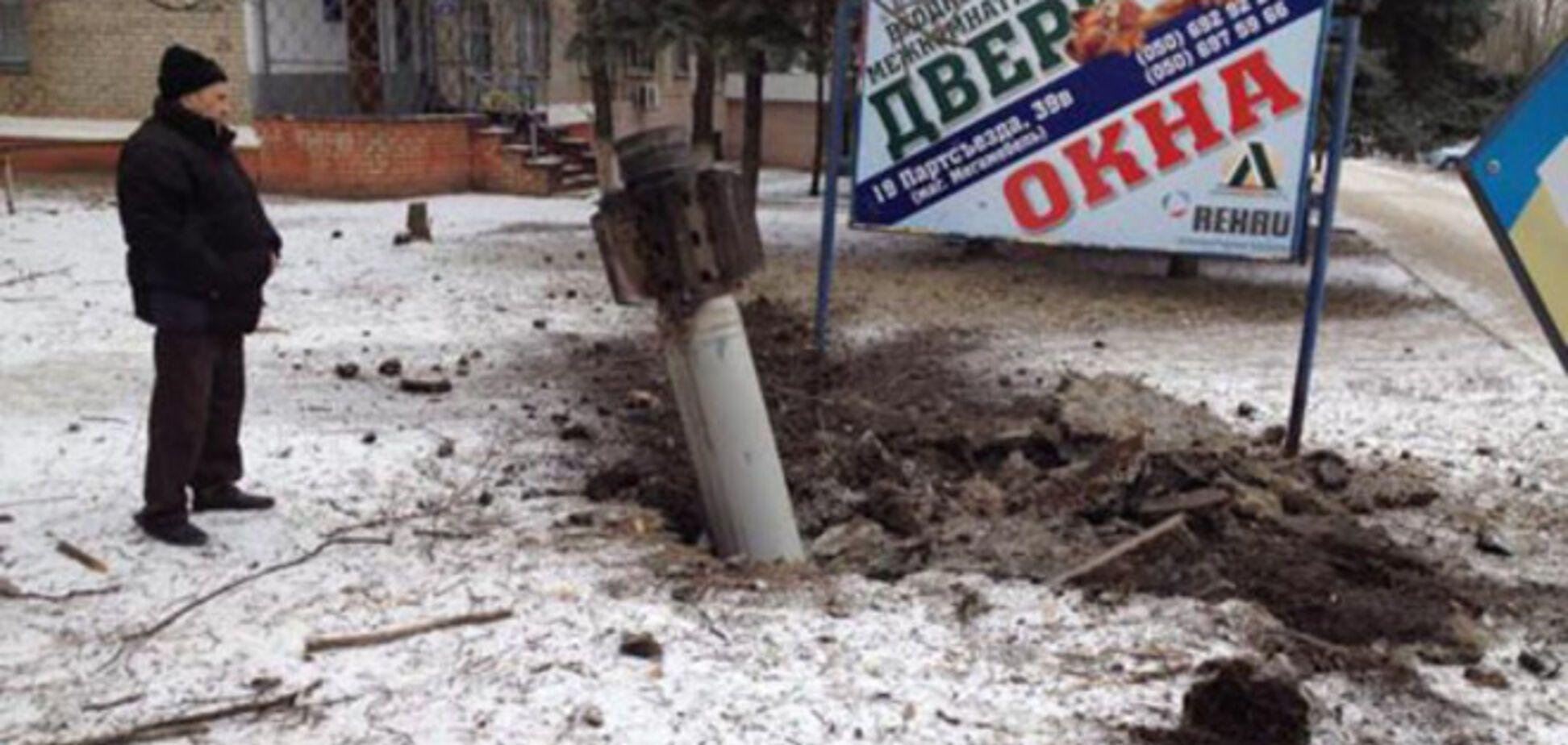 Під час обстрілу Краматорська загинуло 7 і поранено більше 50 осіб, серед них п'ятеро дітей