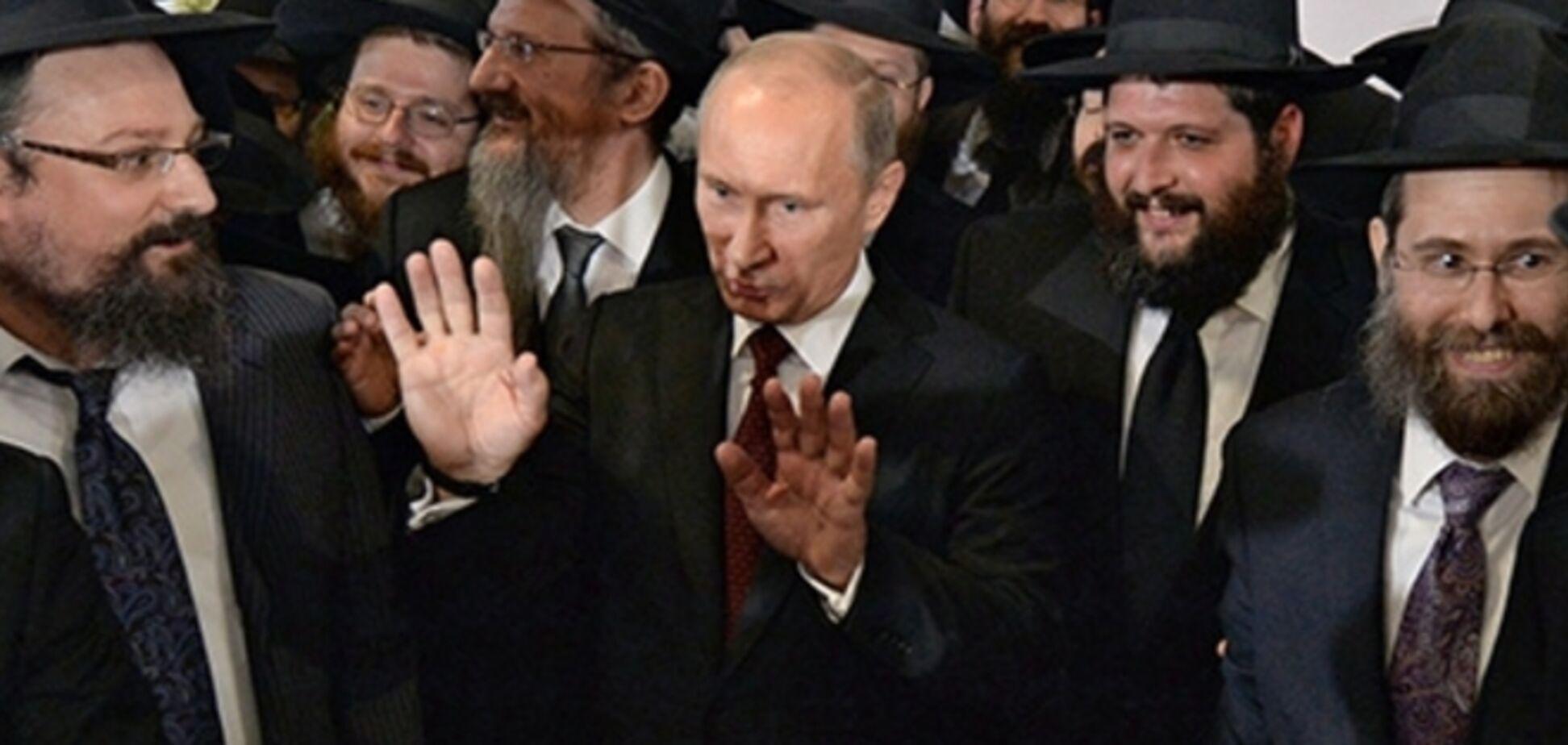 Только евреи могут спасти Украину?