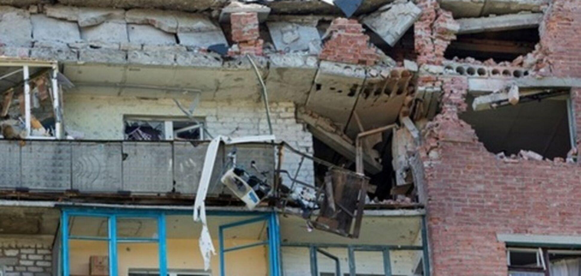 Обстрел в Краматорске разрушил квартиру экс-тренера сборной Украины