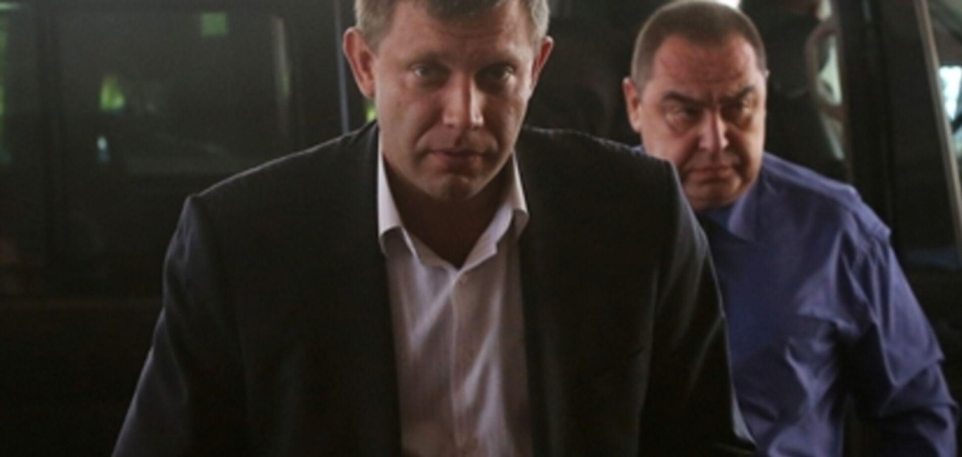 Главари 'ДНР' и 'ЛНР' также прибыли в Минск - СМИ
