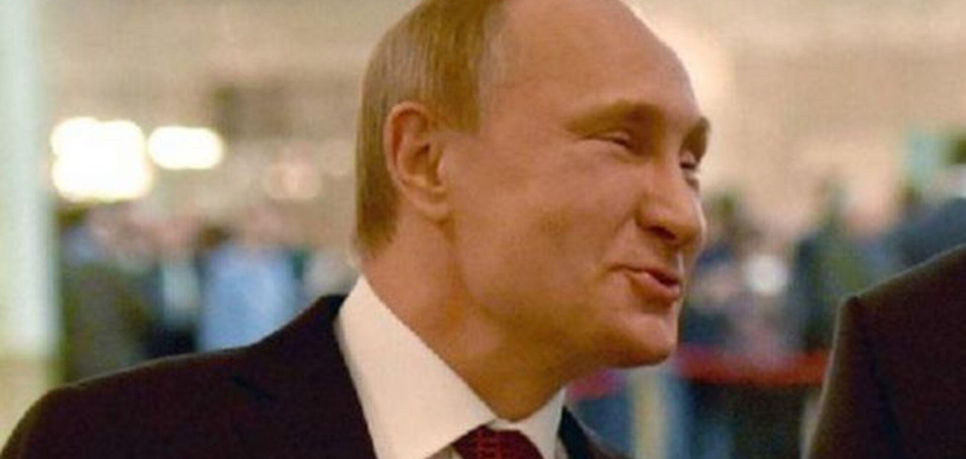 'ЛАЙnews', карандаш и стул: cеть взорвалась 'фотожабами' и шутками о Путине на Минских переговорах