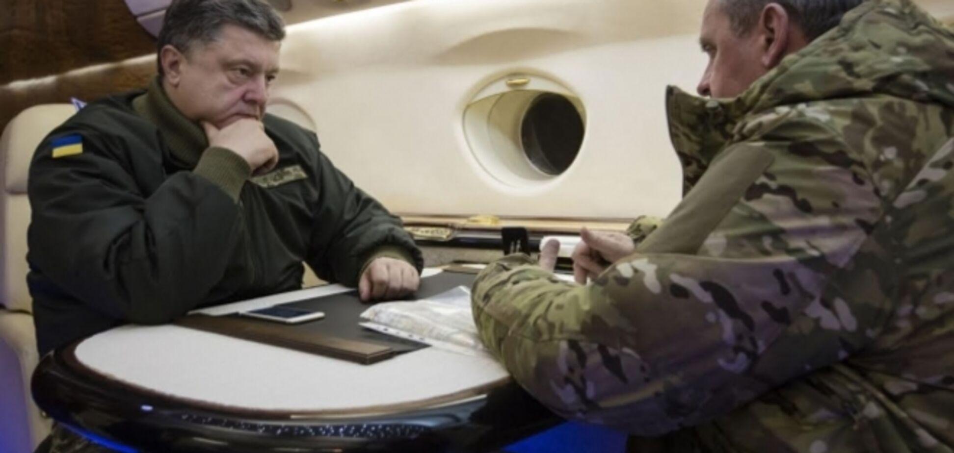 Дипломат объяснил, почему Порошенко заговорил о военном положении