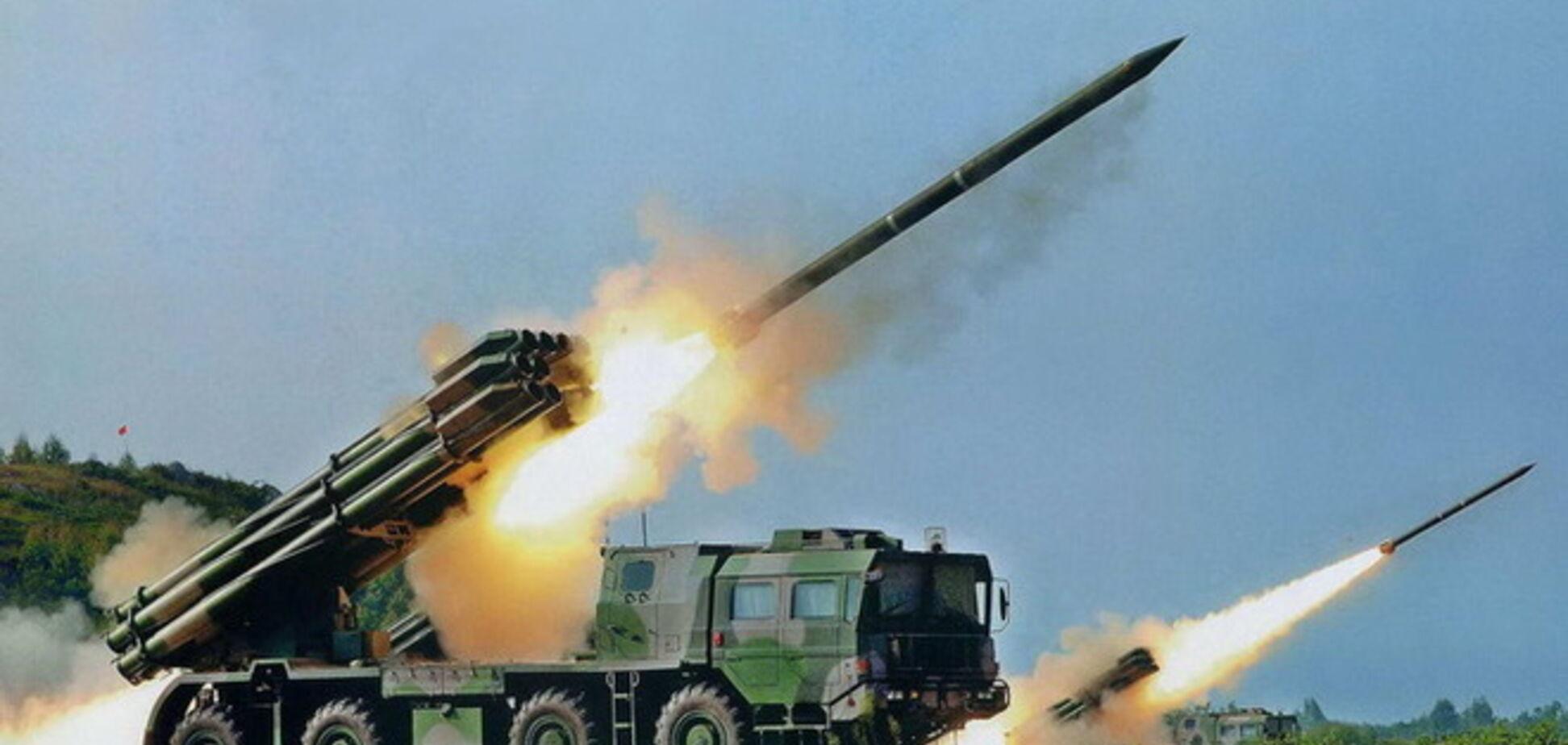 Краматорськ обстріляли чотири 'Смерча' - Генштаб
