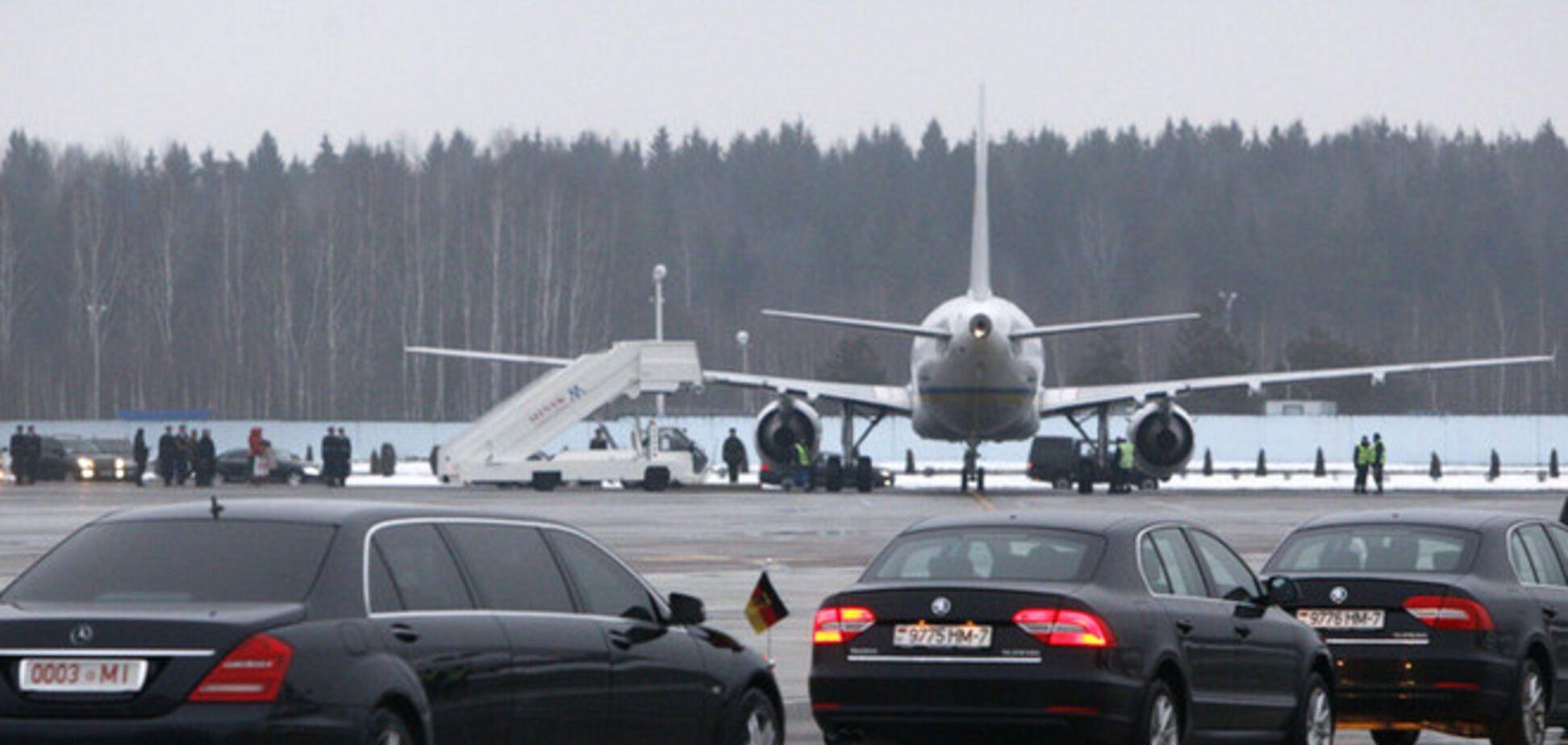 Порошенко, Меркель, Олланд уже в Минске. Путин приехал на переговоры последним