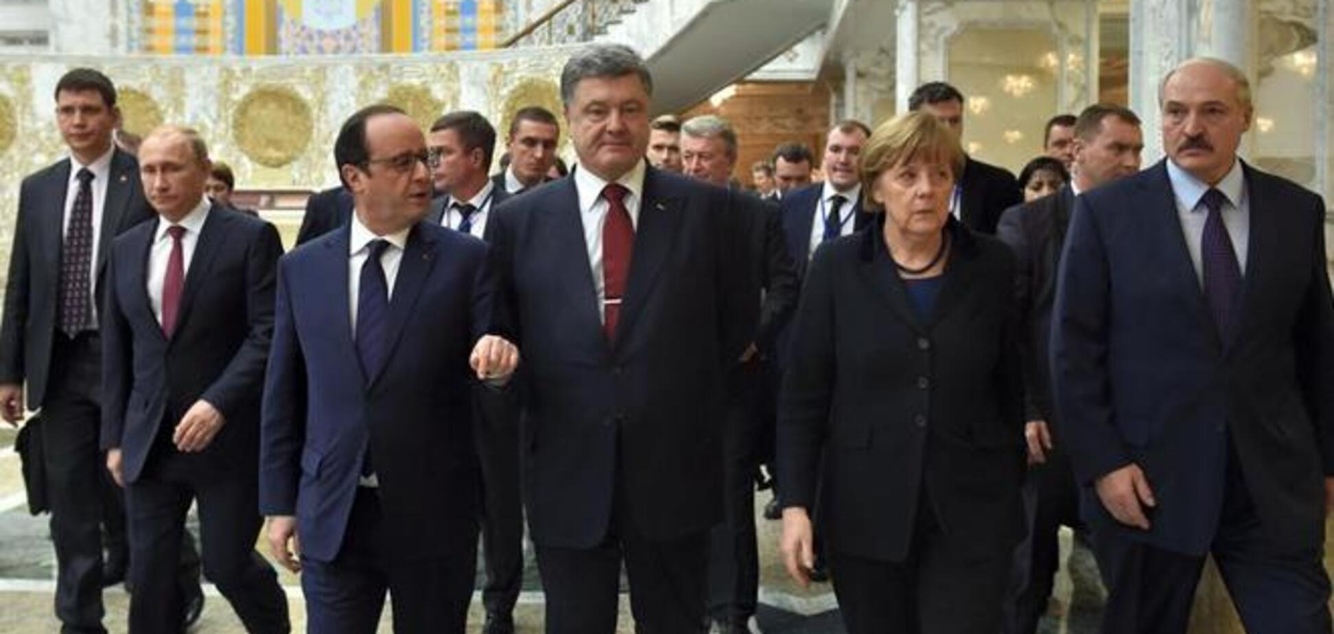 Минские переговоры: подробности и первые итоги