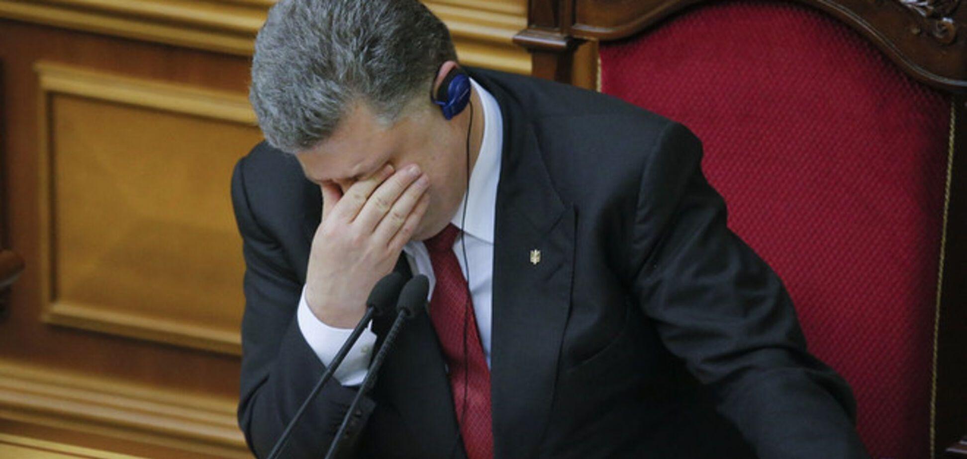 Порошенко назвал два варианта развития событий после переговоров в Минске