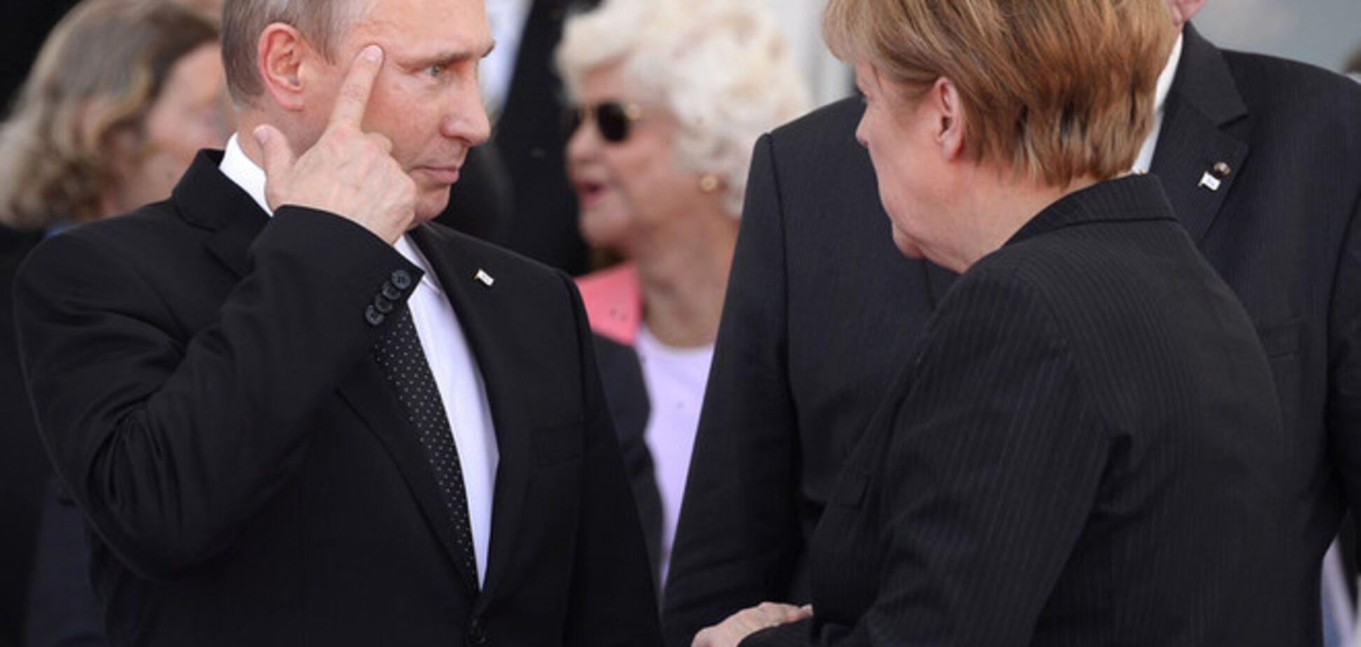 Германия видит в минских переговорах лишь 'проблеск надежды', но не больше