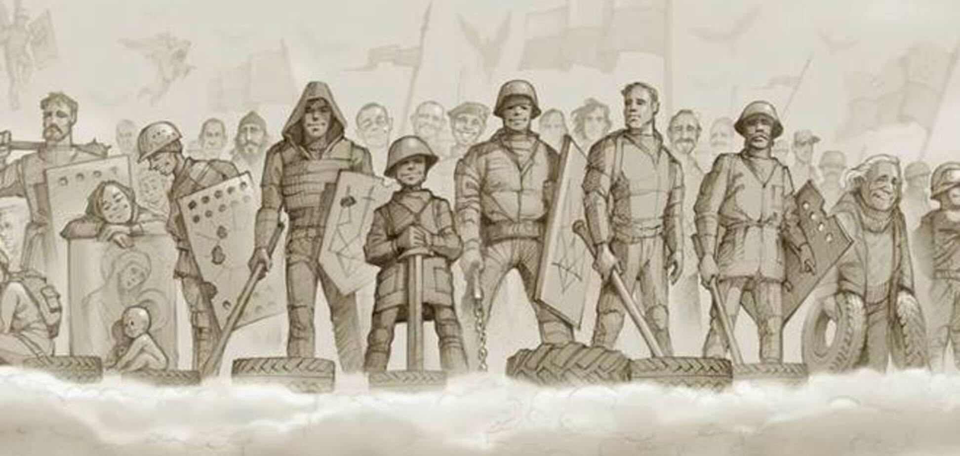 В Украине Героев Небесной Сотни будут чествовать каждый год 20 февраля