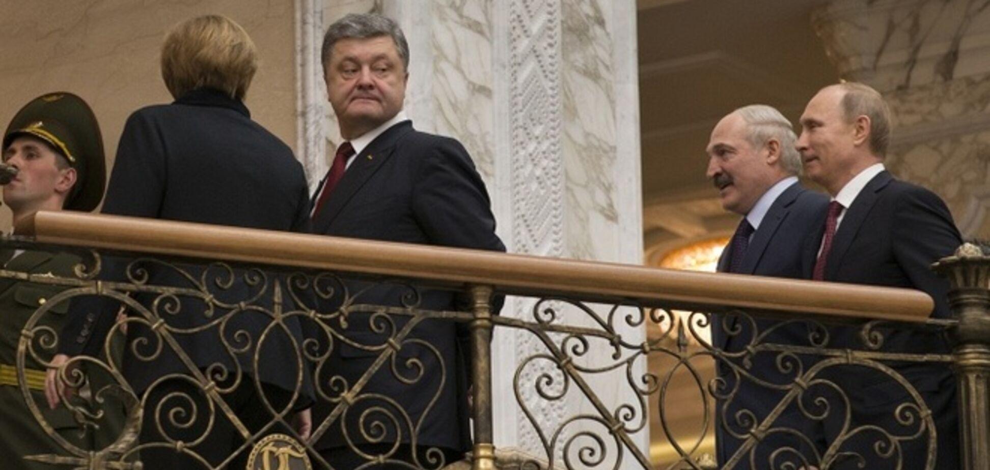 В Минске договорились о прекращении огня с 14 февраля