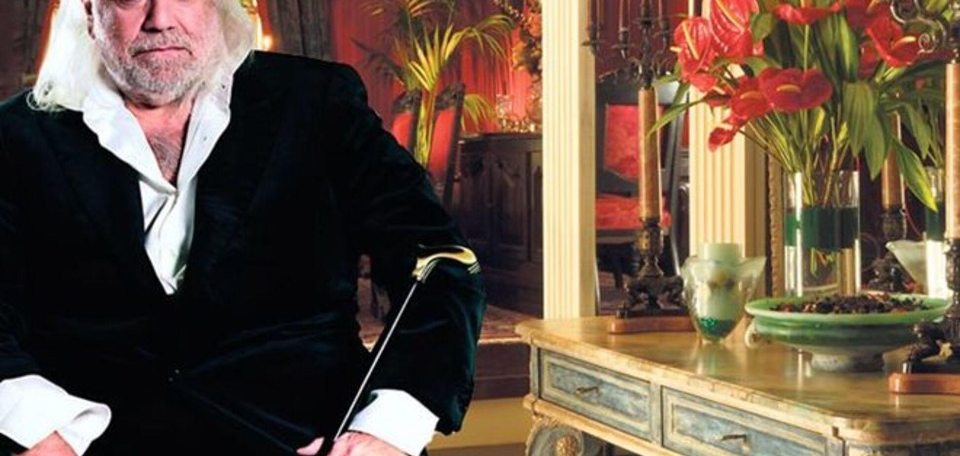 Дом Демиса Руссоса в Афинах выставили на продажу за €2 млн