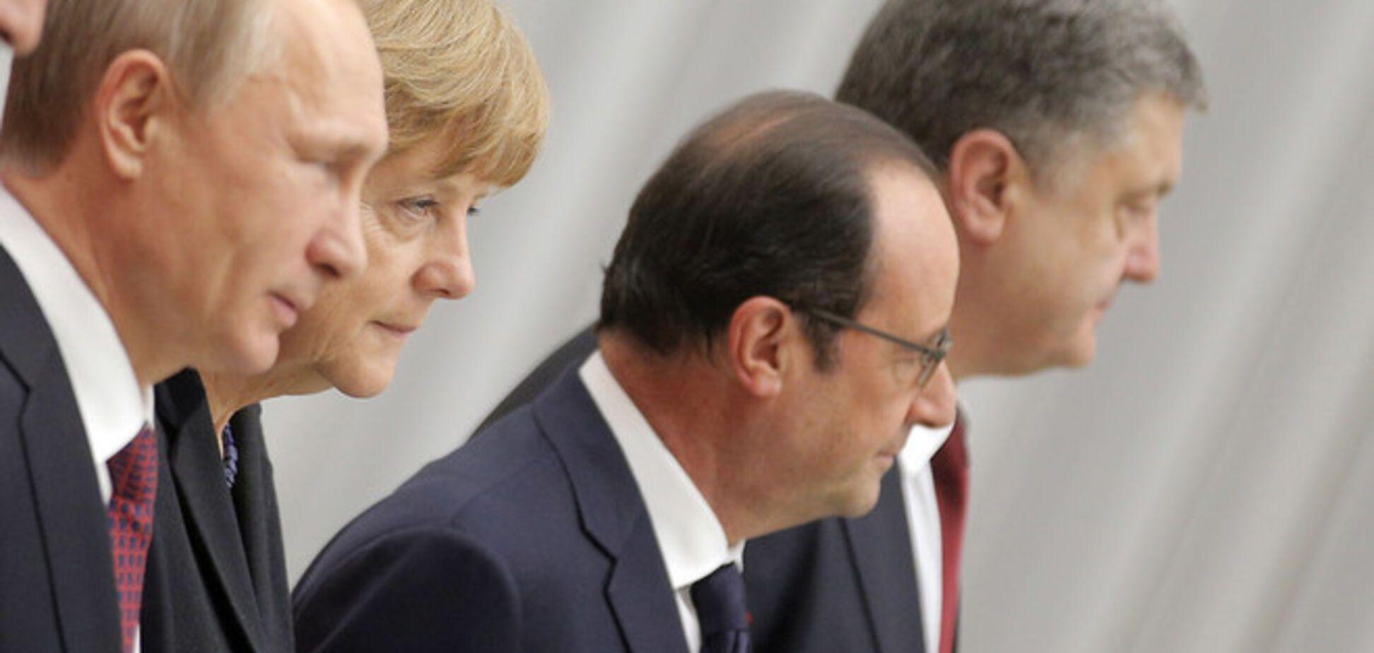 План Путина на минских переговорах провалился – политолог
