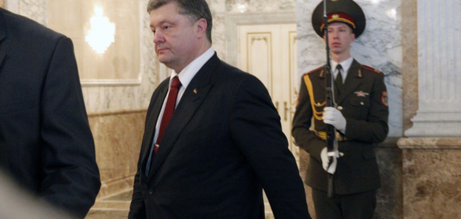 СМИ увидели, что Порошенко согласился на фактическую автономию 'ДНР' и 'ЛНР'