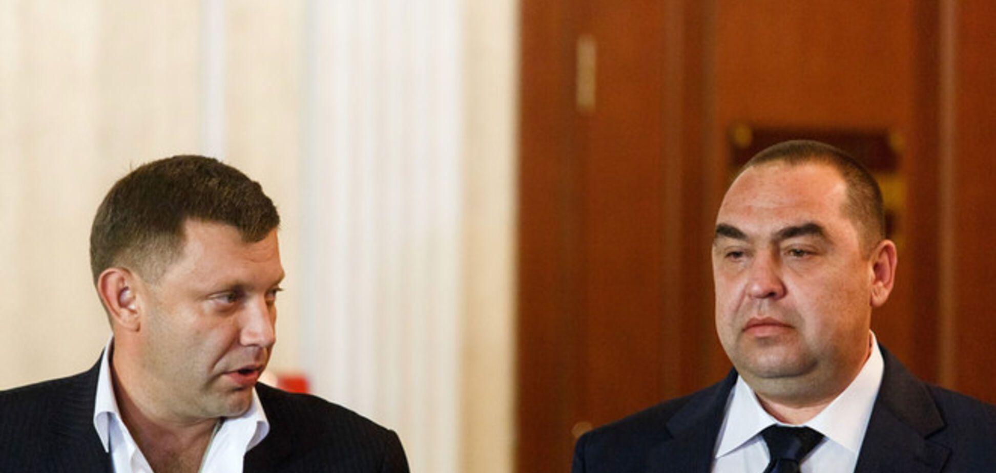 Главари 'ДНР' и 'ЛНР' сорвали подписание согласованного на минских переговорах документа - СМИ