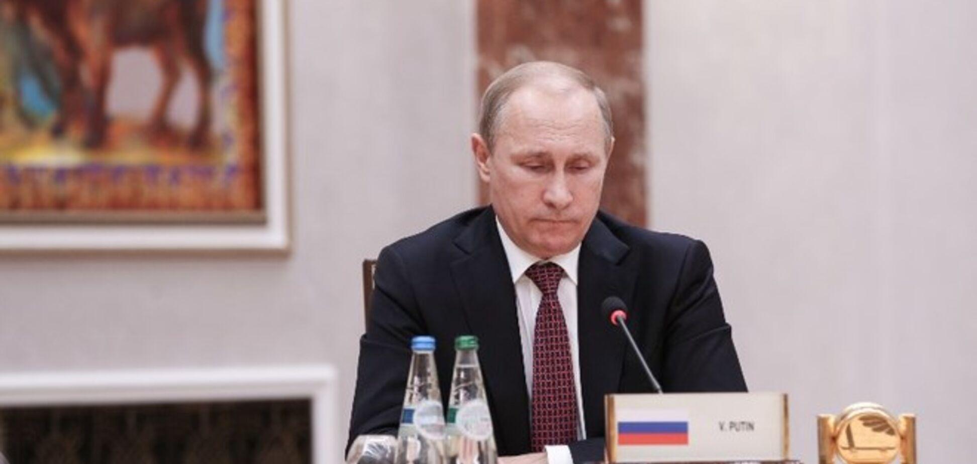 Путин подтвердил договоренность о прекращении огня с полночи 15 февраля и подписание документов