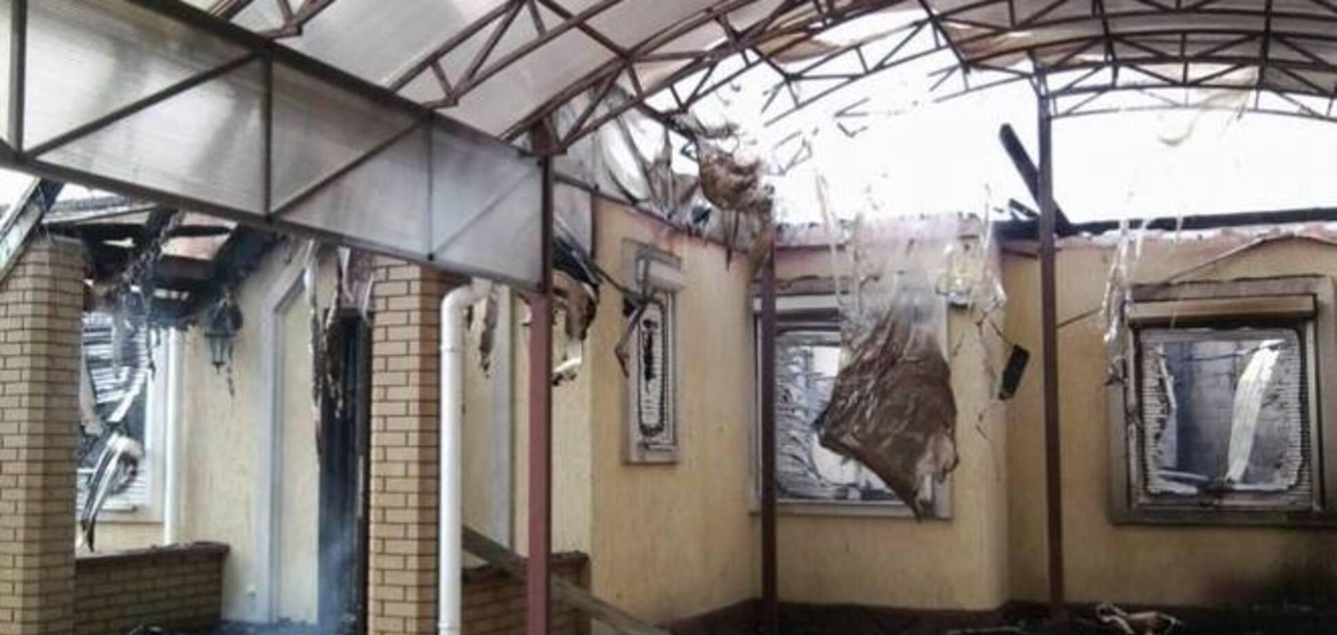 На Донетчине задержана группа мародеров, сжигающих дома переселенцев