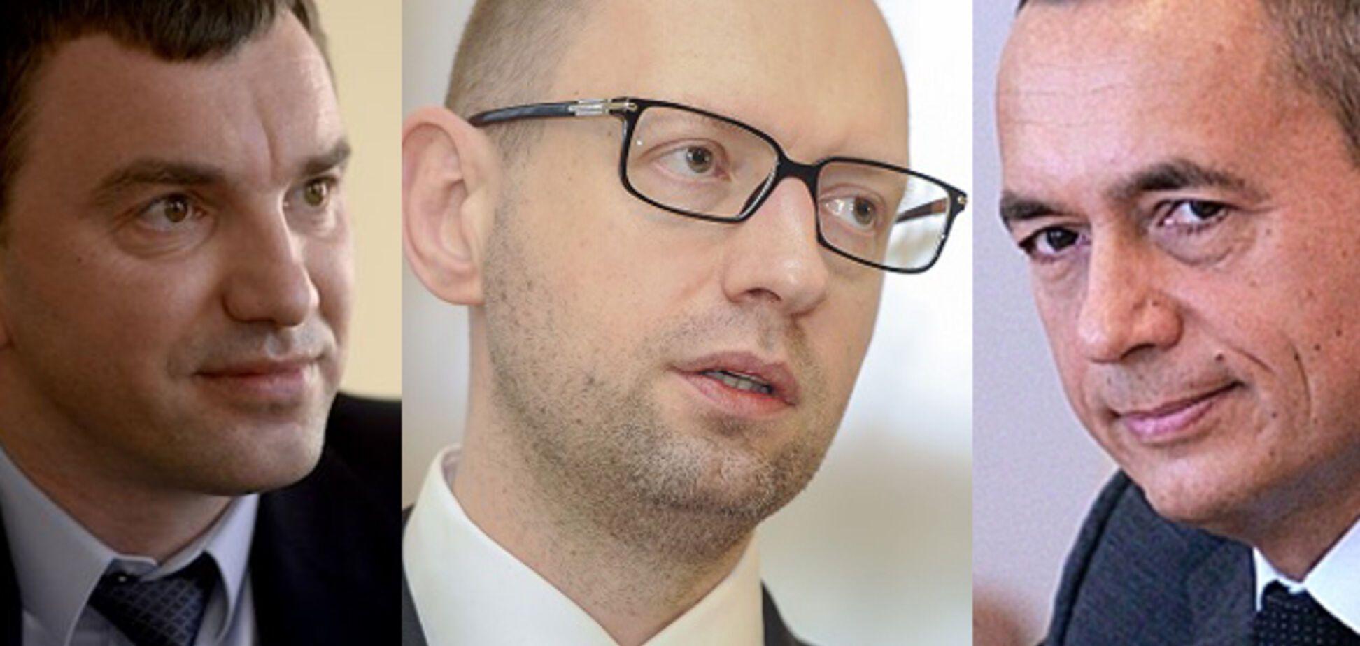 Яценюк покриває корупційні схеми соратника-нардепа, який нажився на контрабанді спирту в Молдову - екс-міністр
