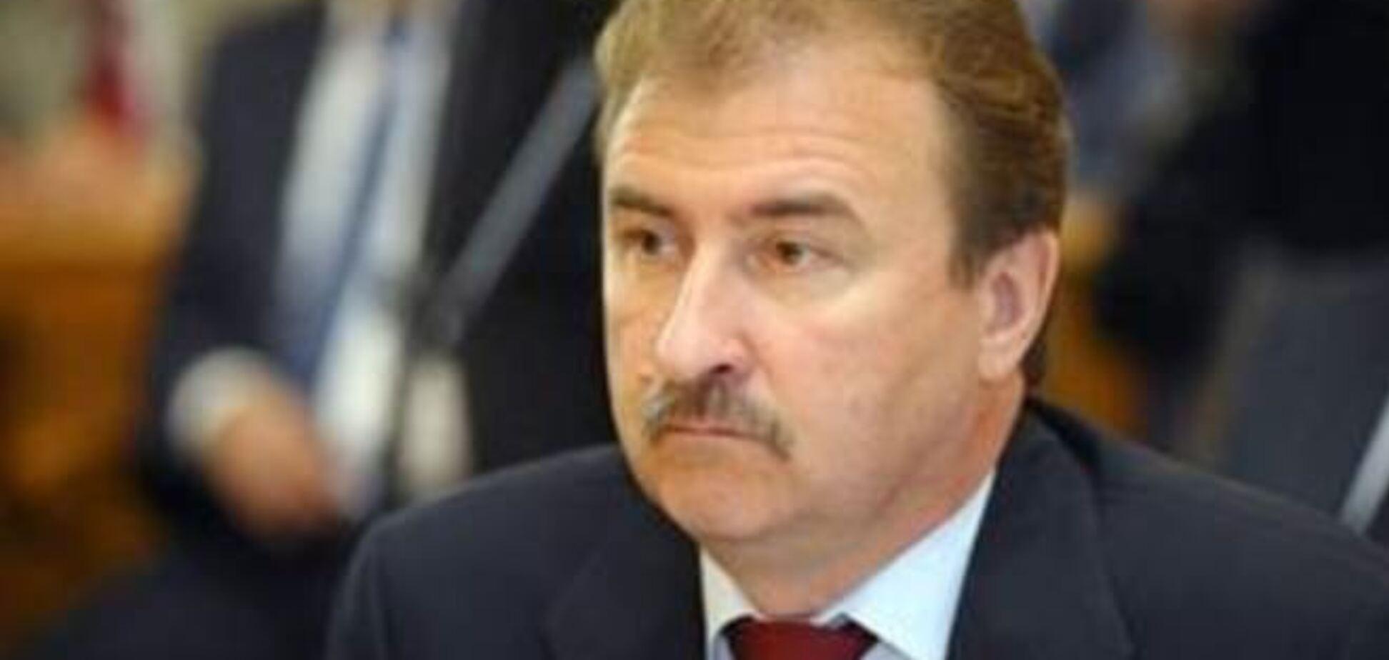 ГПУ направила в суд материалы по делу Попова