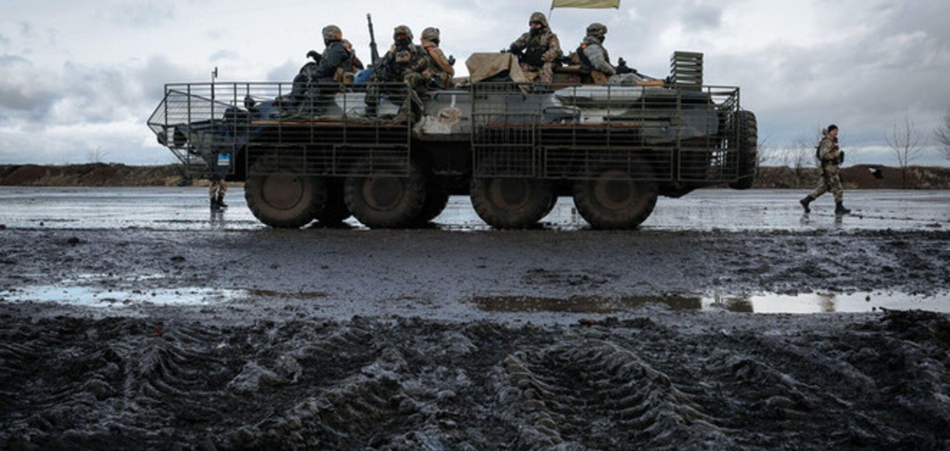 На Донбассе за сутки погибли 11 украинских военных