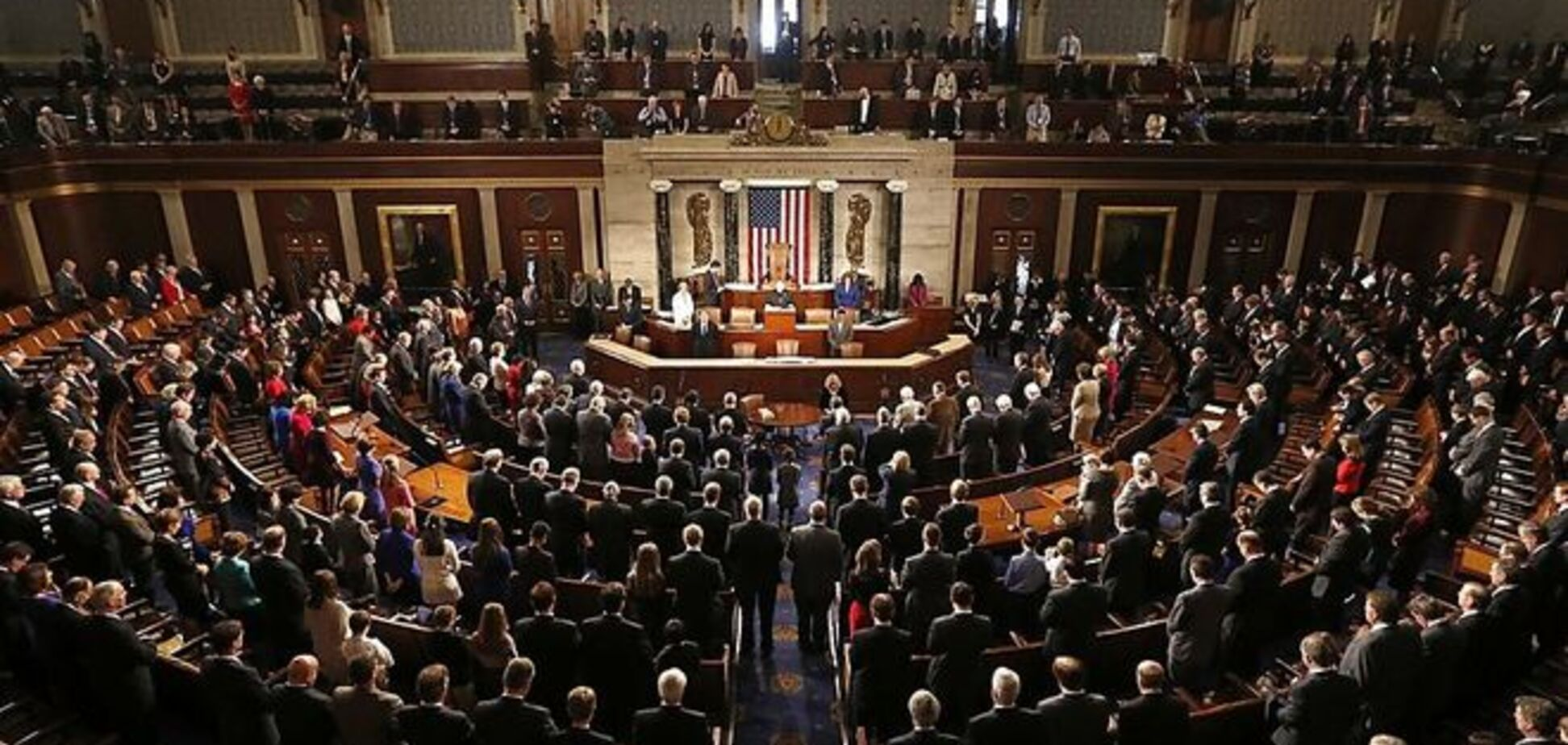 В США скандал: украинская делегация во главе с Семенченко показала сенаторам ложные фото 'с Донбасса'