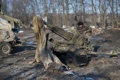 Российская армия после событий на дебальцевской дуге больше не восстановится