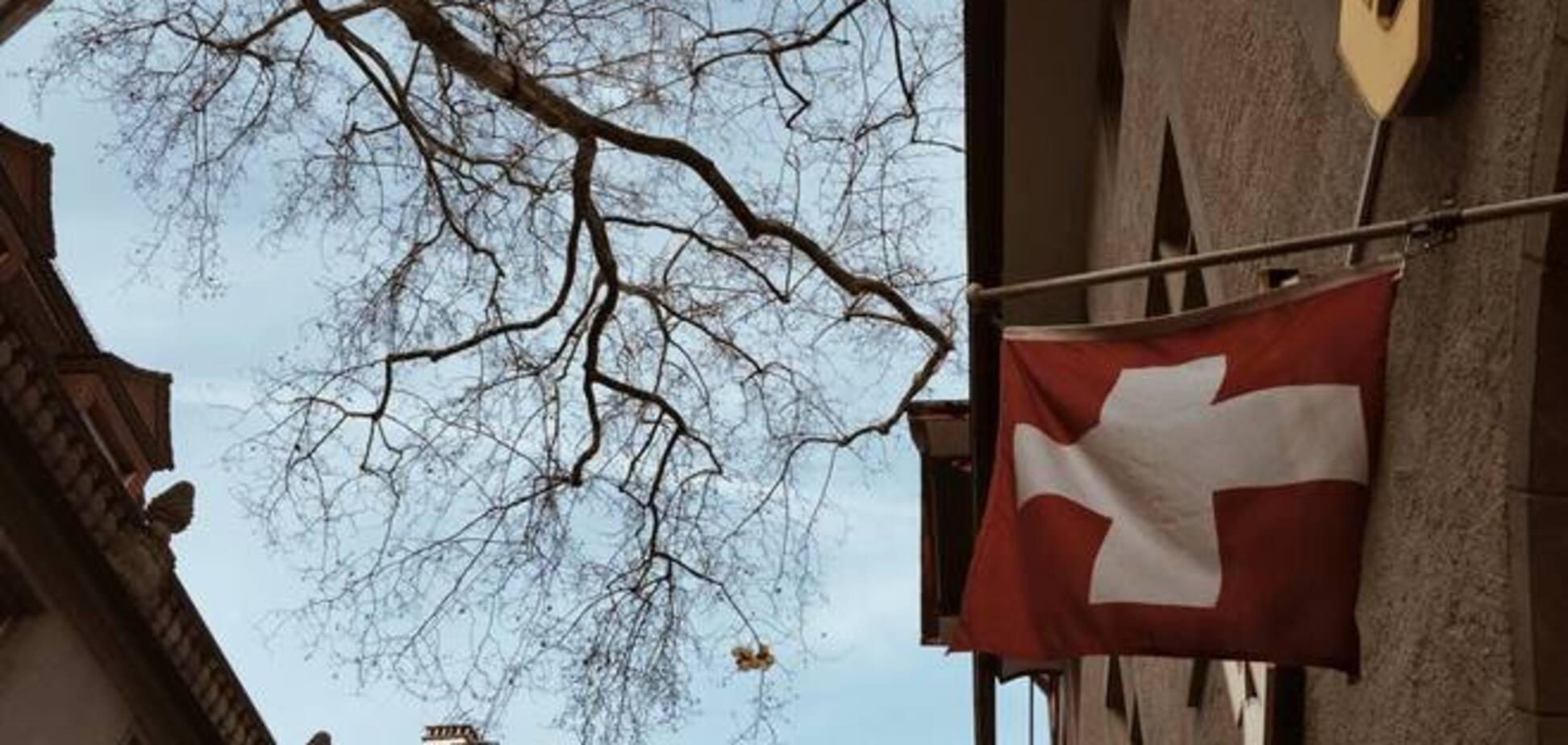 В Цюрихе нет преступности, потому что у большинства населения на руках оружие