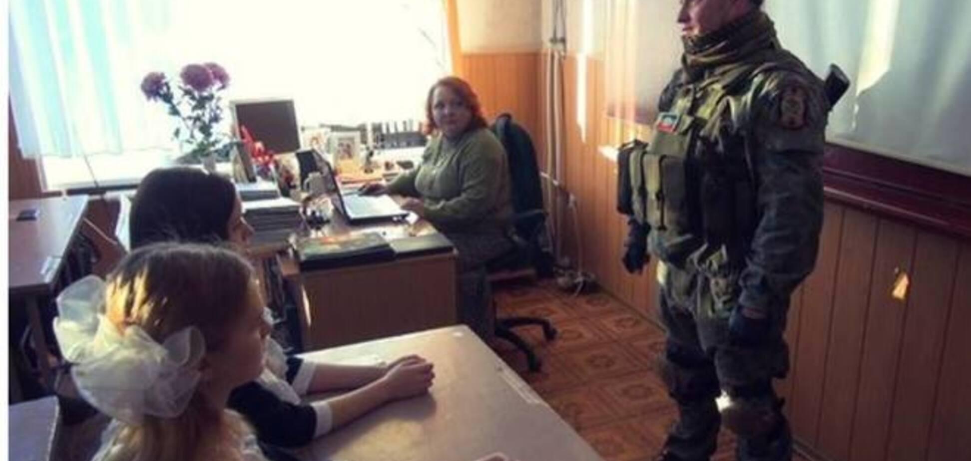 В школах оккупированного Донецка будут изучать 'историю отечества'