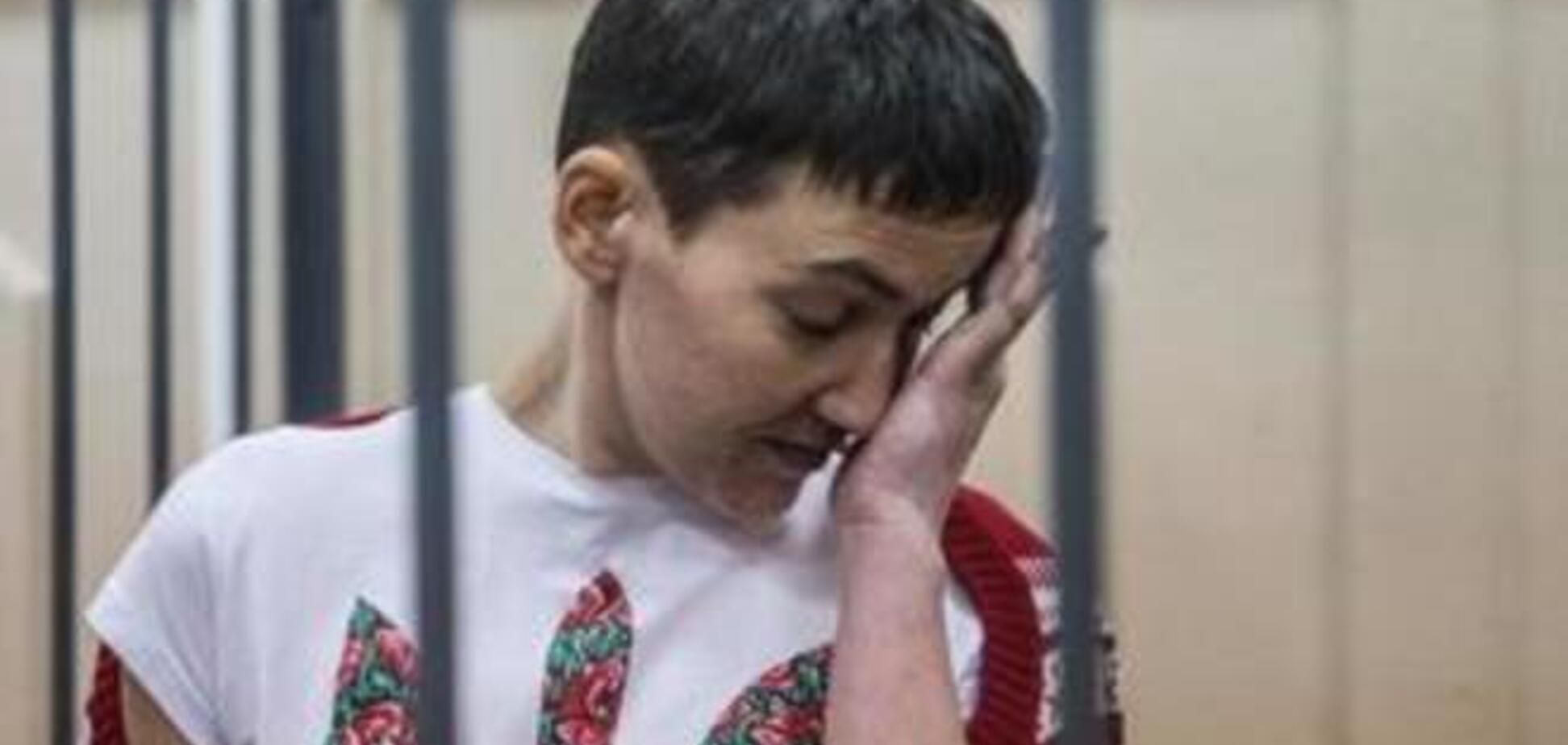 Сестра Савченко заявила, что Россия готовится отпустить летчицу в Украину