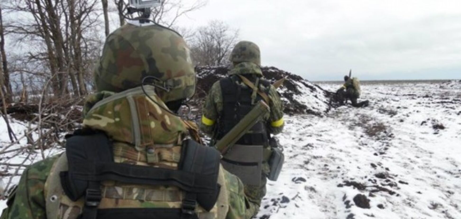 Из четырехдневного окружения в Широкино не смогли выйти 10 бойцов, они пропали - СМИ