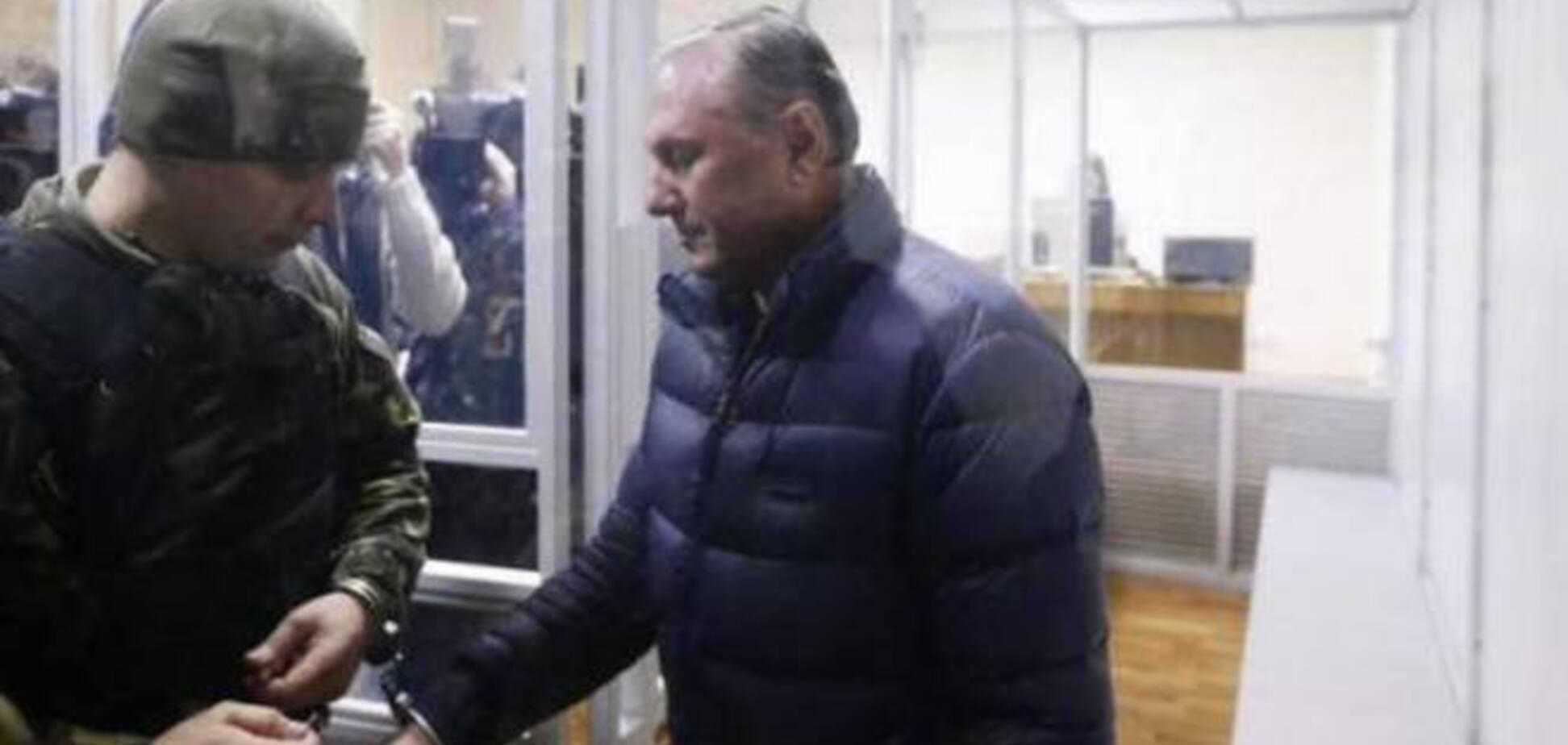 Ефремов просит не оставлять его за решеткой и божится, что не сбежит из Украины