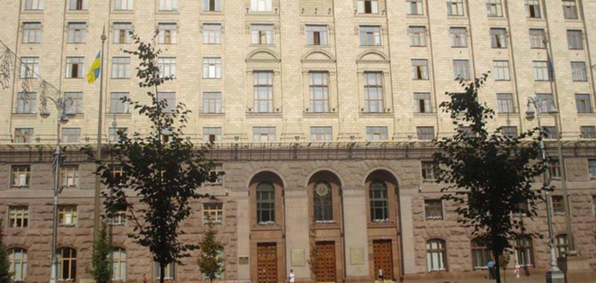 Прокуратура нагрянула с обыском в Окружной админсуд Киева