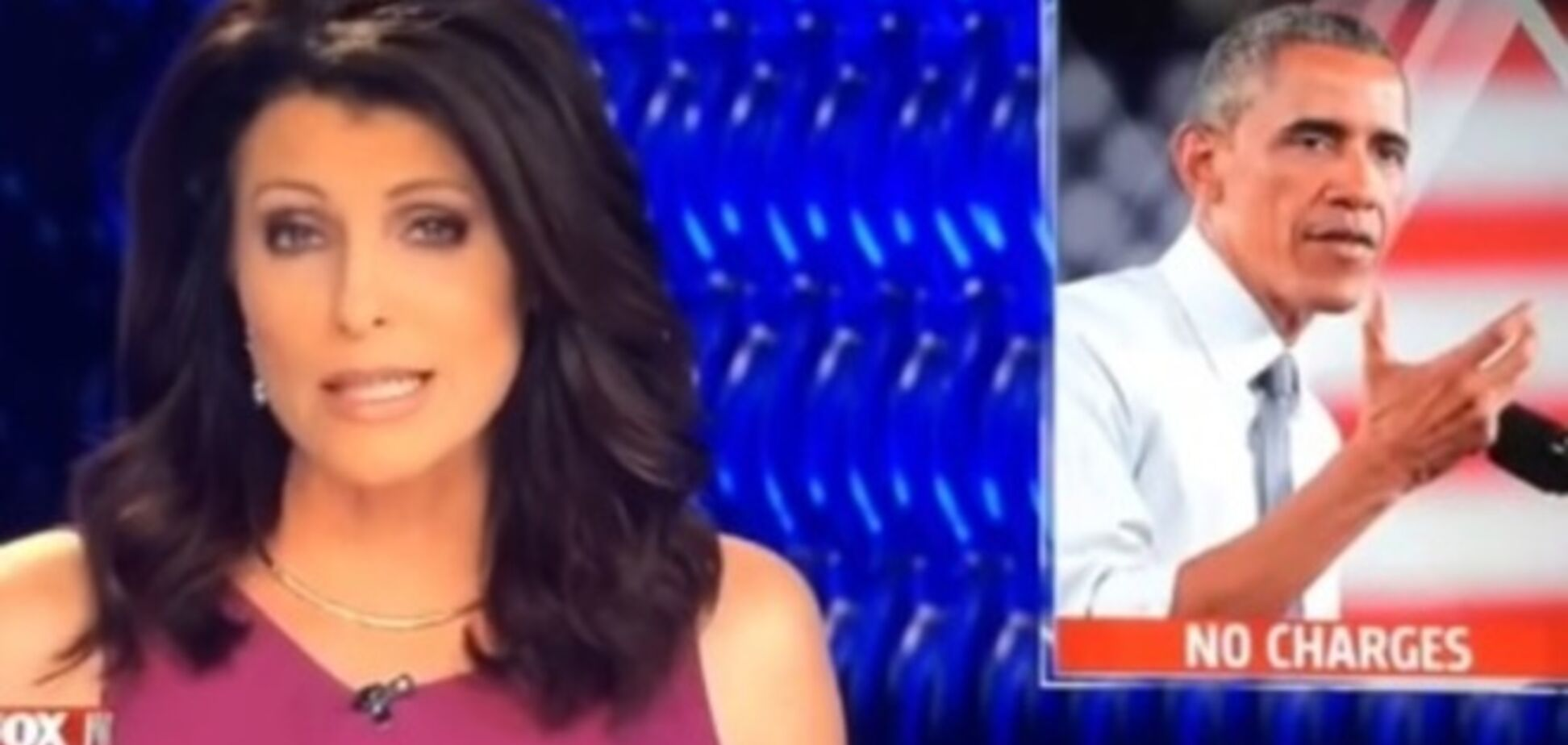 Телеканал в США 'обвинил' Обаму в изнасиловании: видеофакт