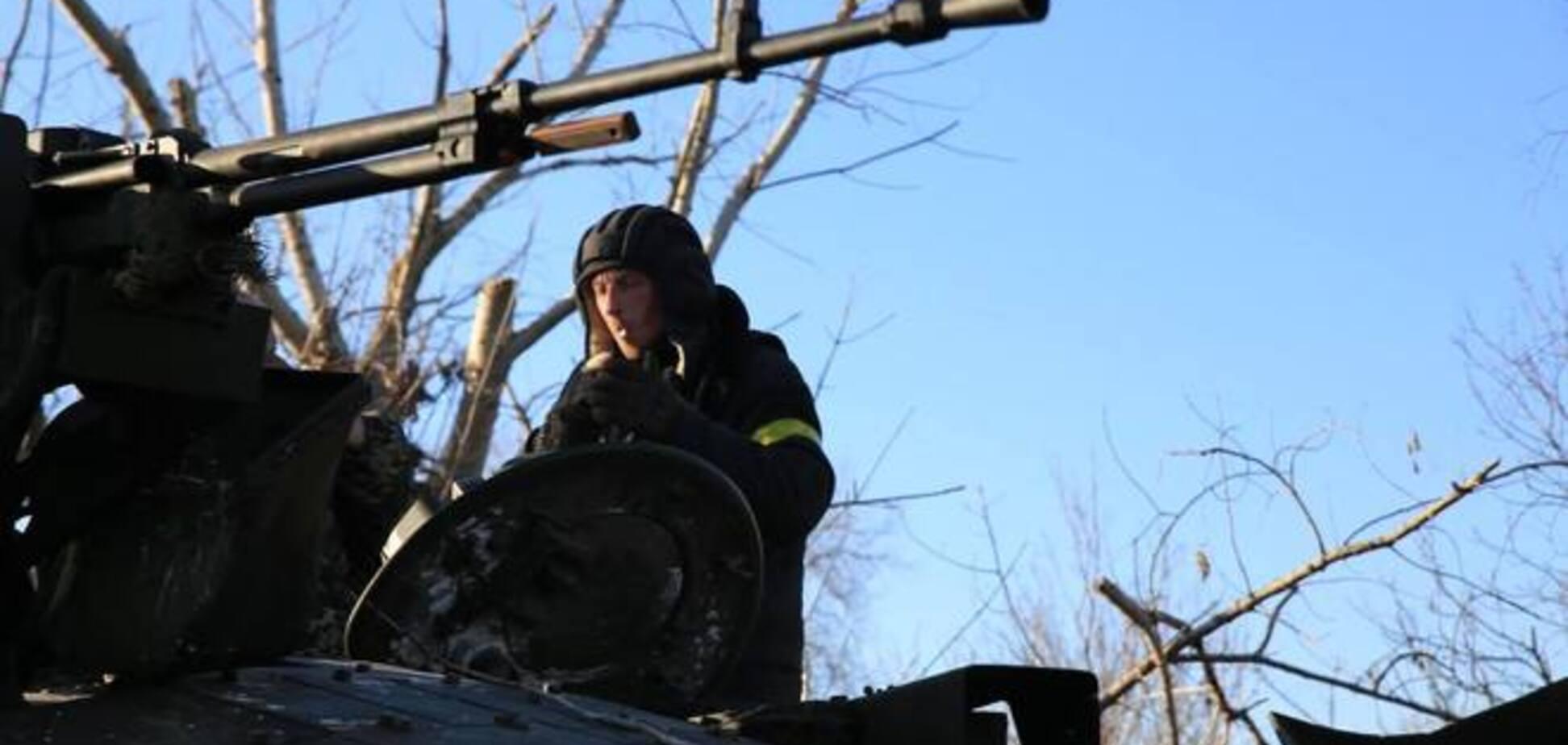 'Азов' рассказал о ситуации в Широкино: село наше, боевики совсем выдохлись