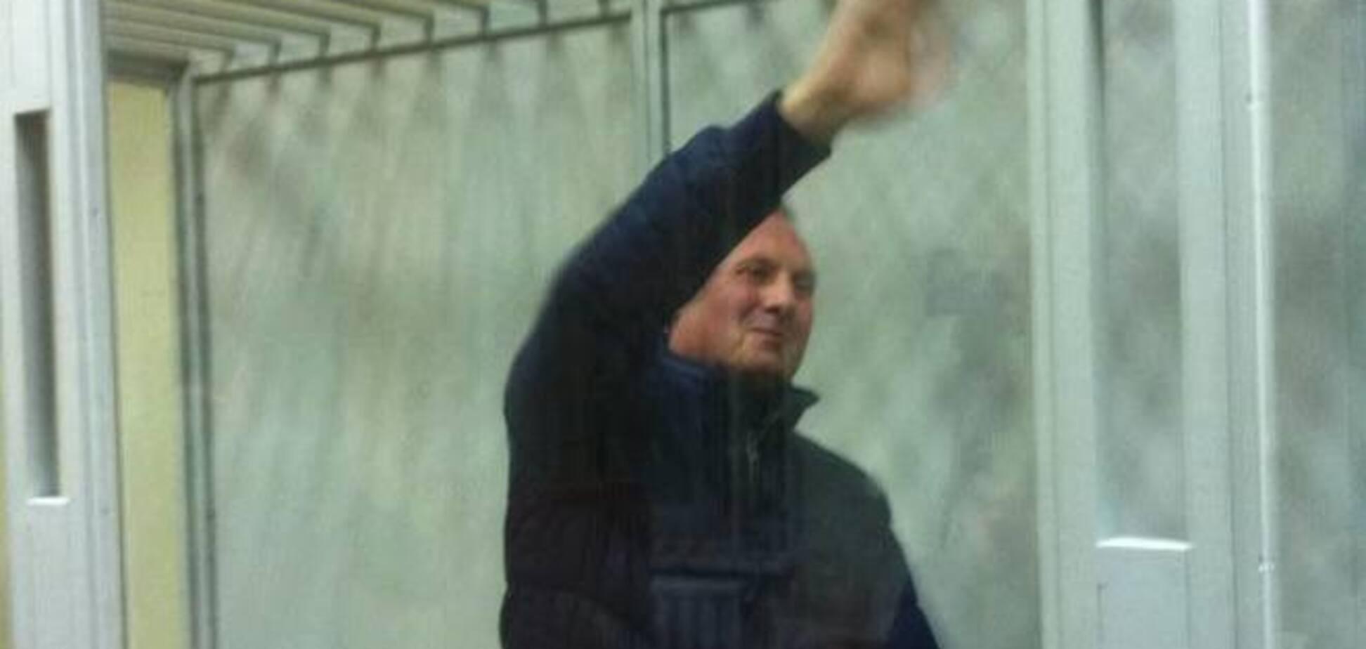 Ефремов заявил, что национальности 'украинец' не существует: фото и видео из зала суда