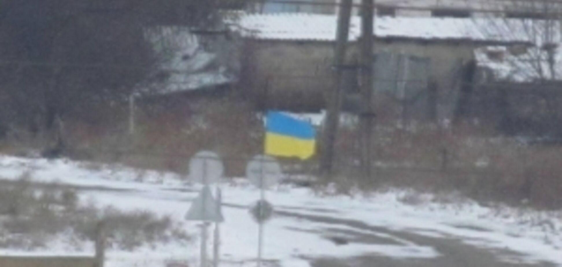 Бойцы АТО совершили прорыв под Станицей Луганской и вышли на границу с Россией - нардеп