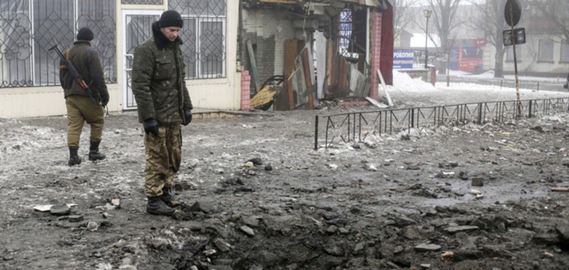 Боевики атакуют Дебальцево сразу с нескольких направлений