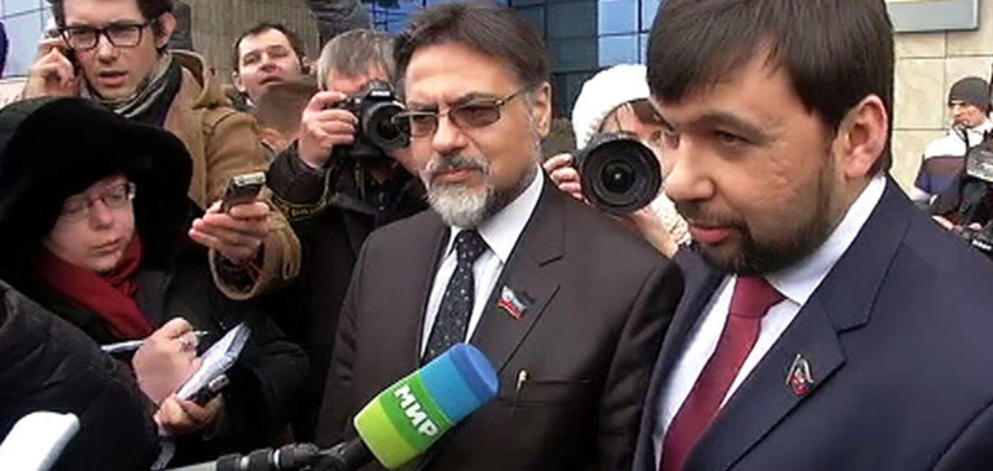 Переговоры по Дебальцево: Дейнего и Пушилин заявили, что боевики им не подчиняются