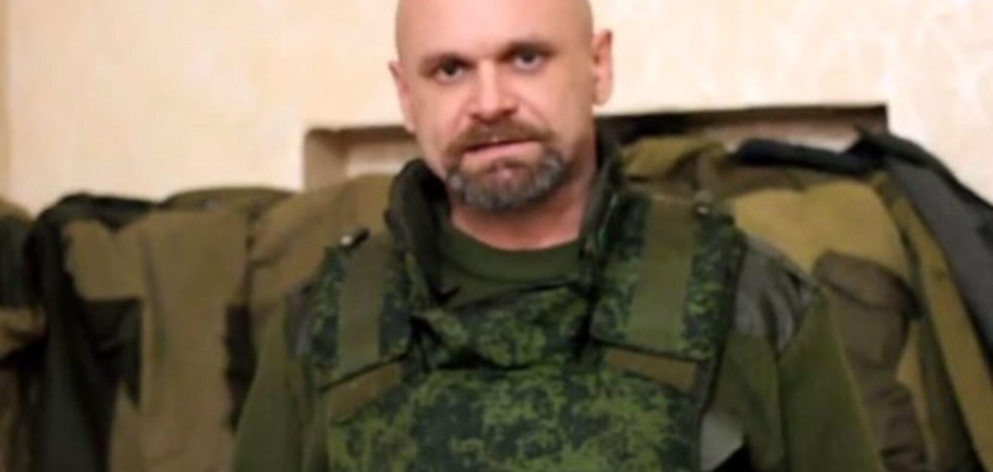 Алчевський бойовик Мозковий звинуватив ватажків 'ЛНР' в поборах і розкраданні гуманітарки з Росії