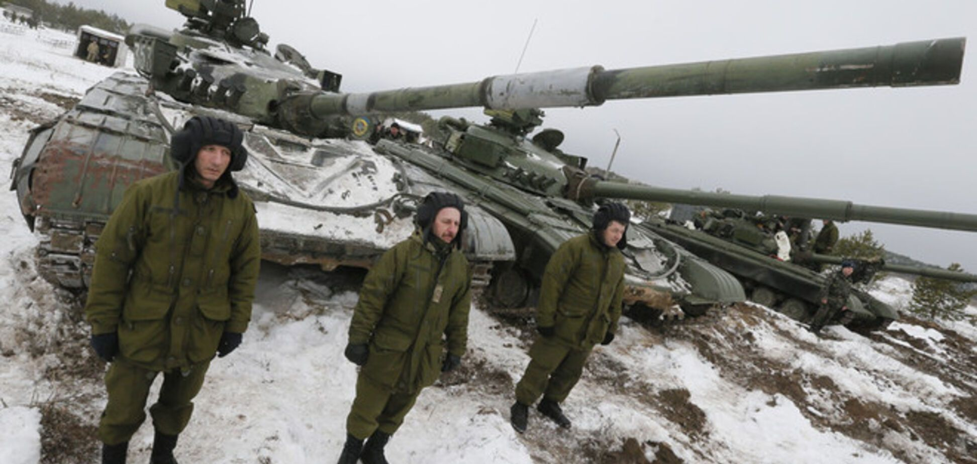 За два дня 'перемирия' боевики 164 раза обстреляли позиции сил АТО