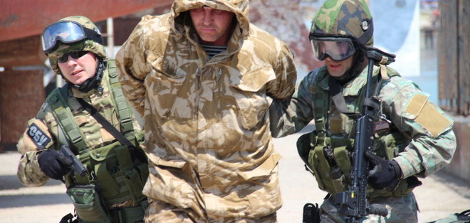 На Днепропетровщине будут судить 'полицая 'ДНР'