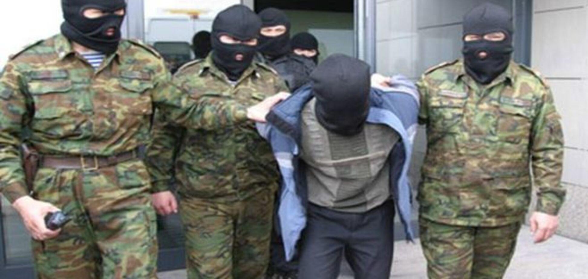 В СБУ рассказали об арестованных за год террористах, шпионах и диверсантах