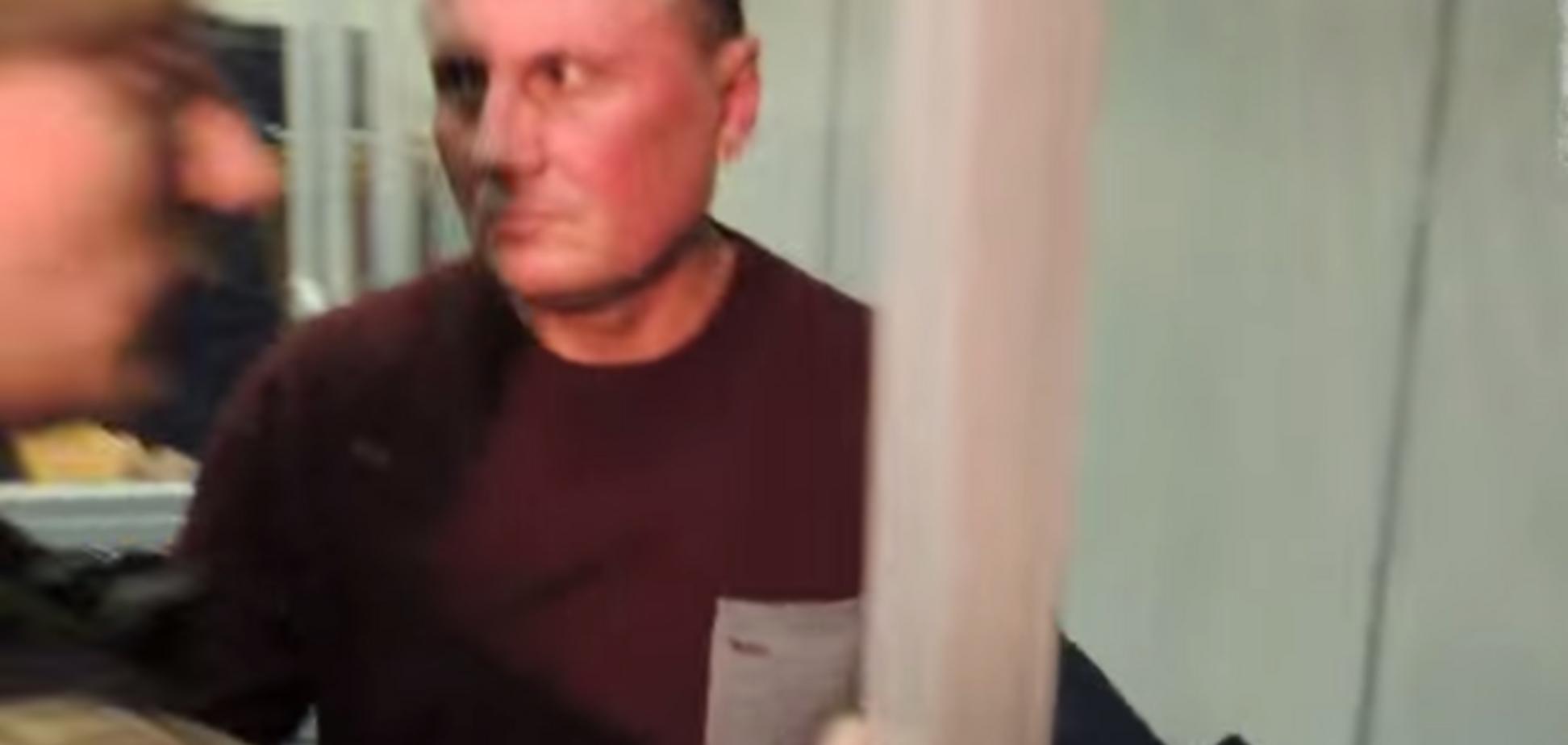 Ефремову на суде пожелали сгореть в аду: опубликовано видео