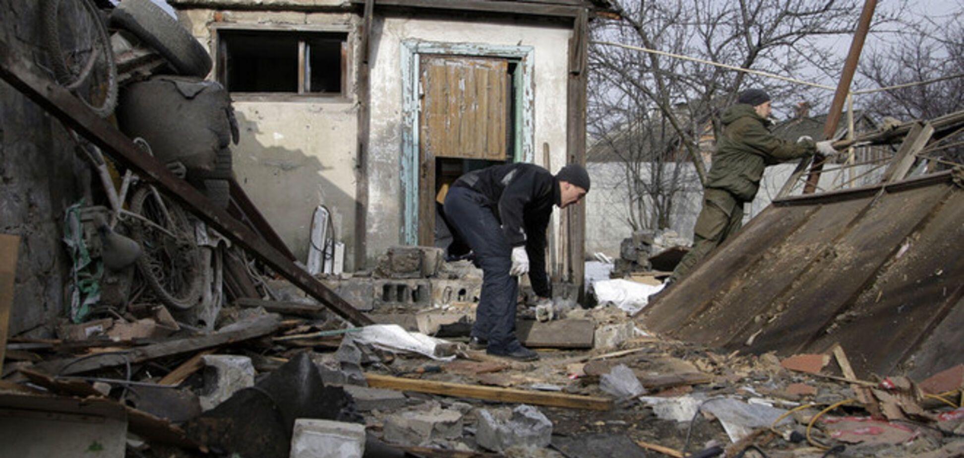Боевики сосредоточились на дебальцевском направлении - штаб АТО