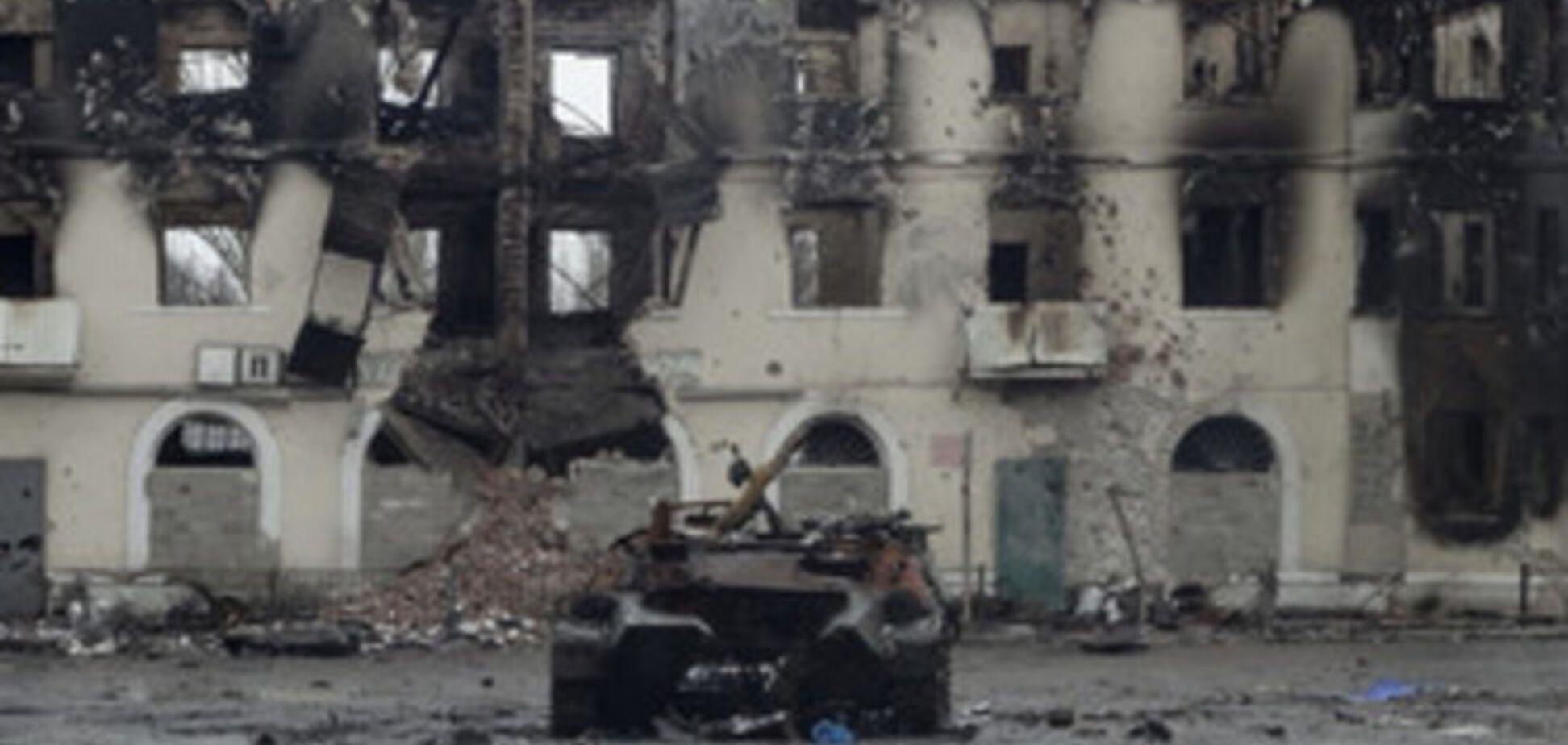 Боец АТО о ситуации в Дебальцево: итог может быть плачевен