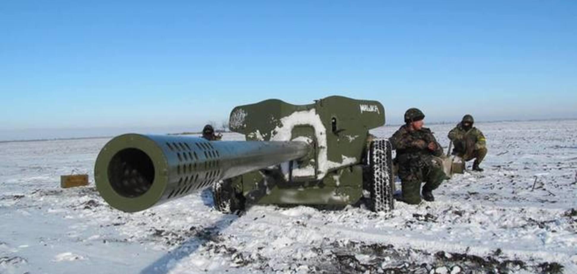 Боевики 'ДНР' заявили о начале отвода тяжелых вооружений, но пообещали вернуться
