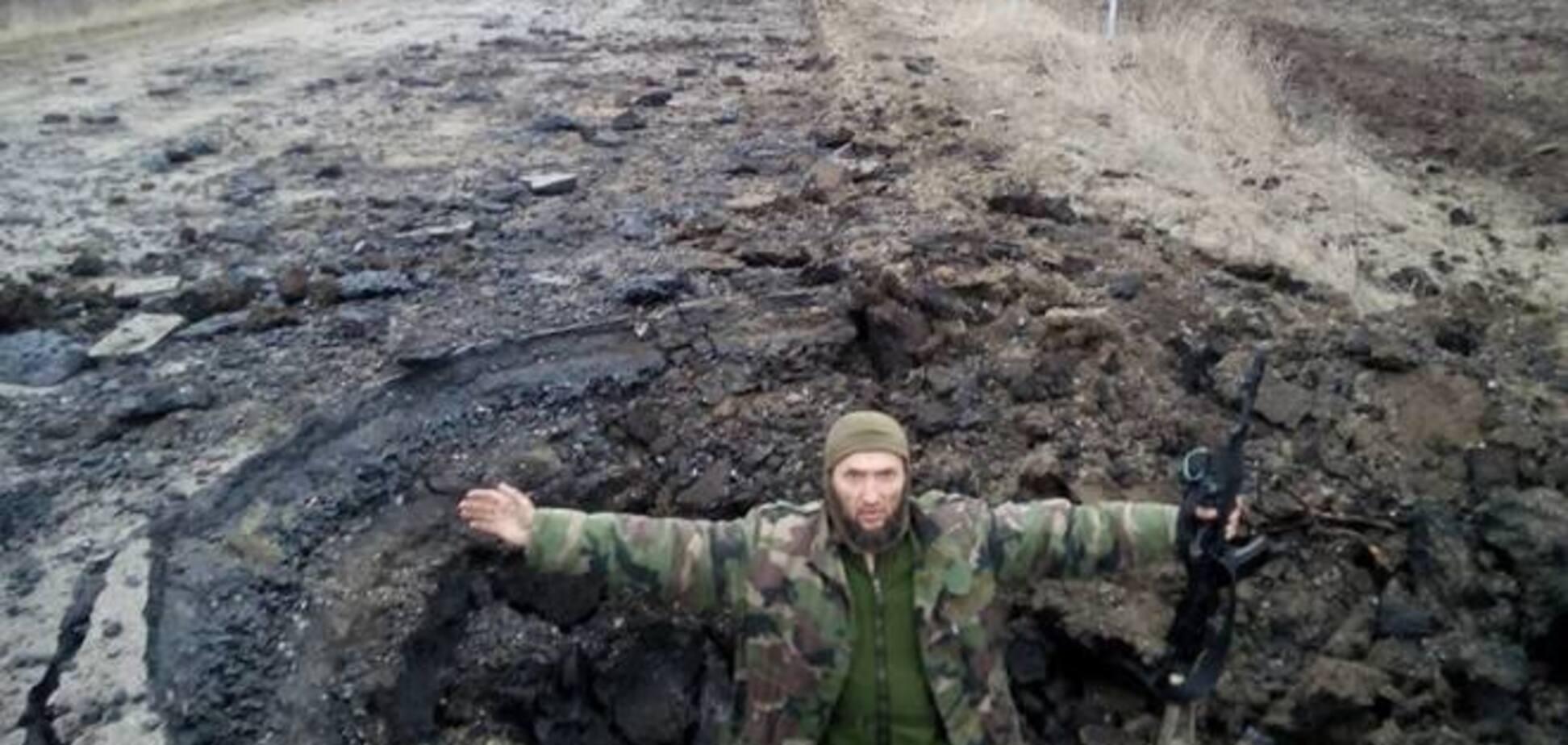 'Полицаи 'ДНР' запрещают боевикам без рук и ног появляться на людях