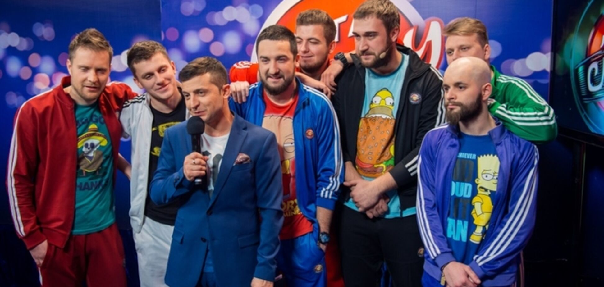 Зеленський запускає телевізійний чемпіонат з гумору