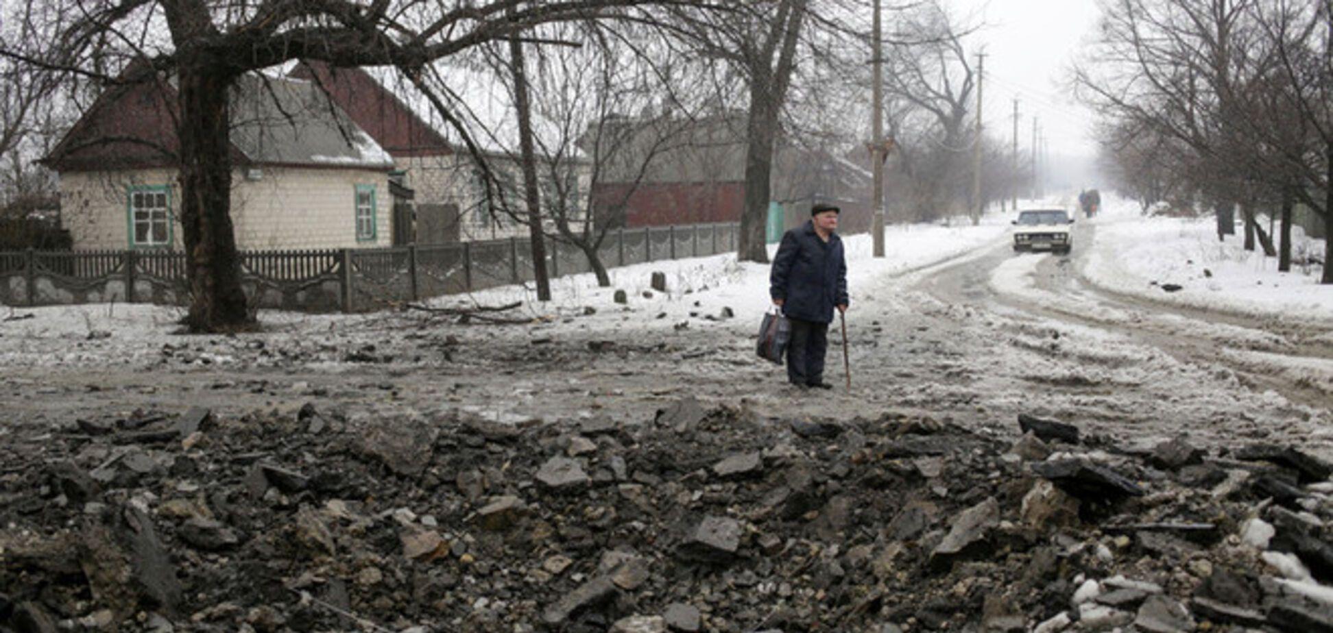 Главарь 'ДНР' назначил 'мэра' Дебальцево
